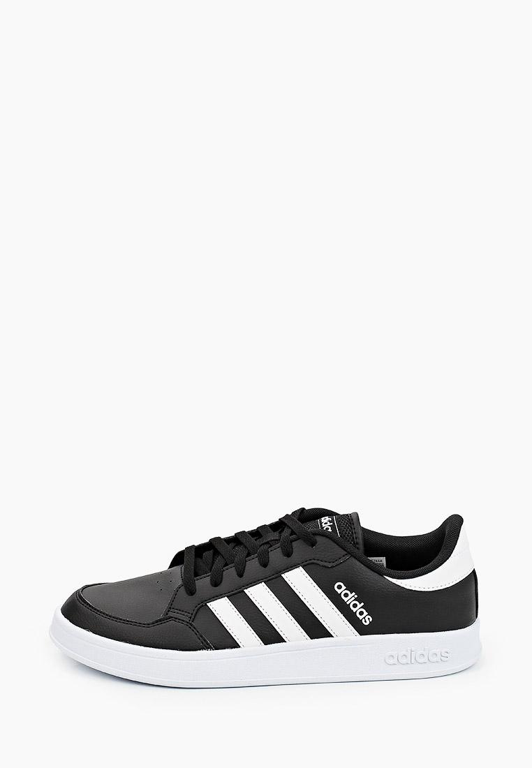 Мужские кеды Adidas (Адидас) FX8708
