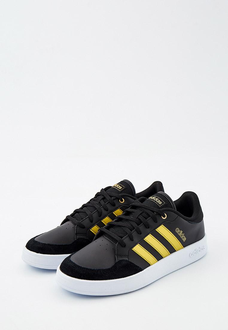Мужские кеды Adidas (Адидас) FZ3269: изображение 5
