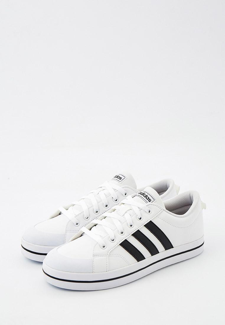 Мужские кеды Adidas (Адидас) FW2887: изображение 5