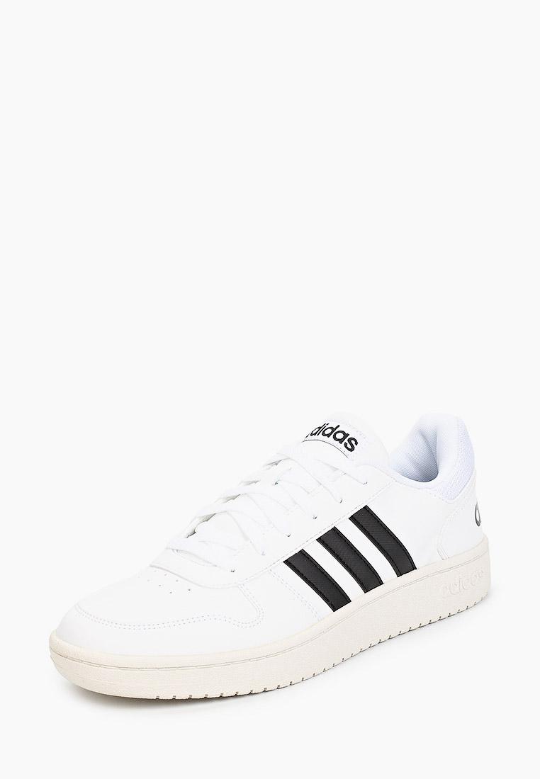 Мужские кеды Adidas (Адидас) FY8629: изображение 2