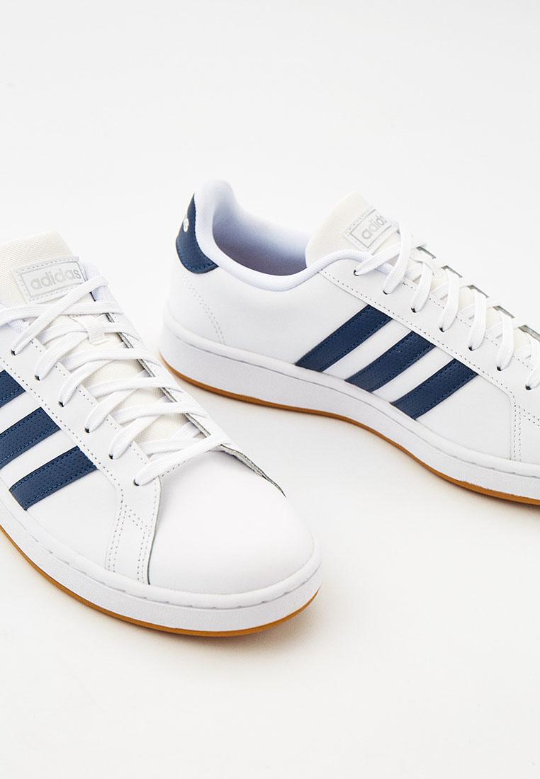 Мужские кеды Adidas (Адидас) FY8209: изображение 2
