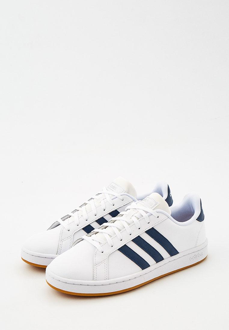Мужские кеды Adidas (Адидас) FY8209: изображение 3