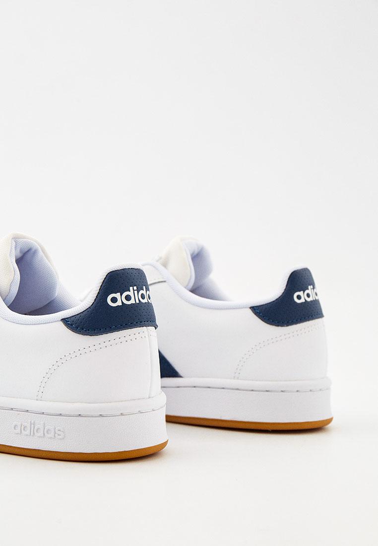 Мужские кеды Adidas (Адидас) FY8209: изображение 4