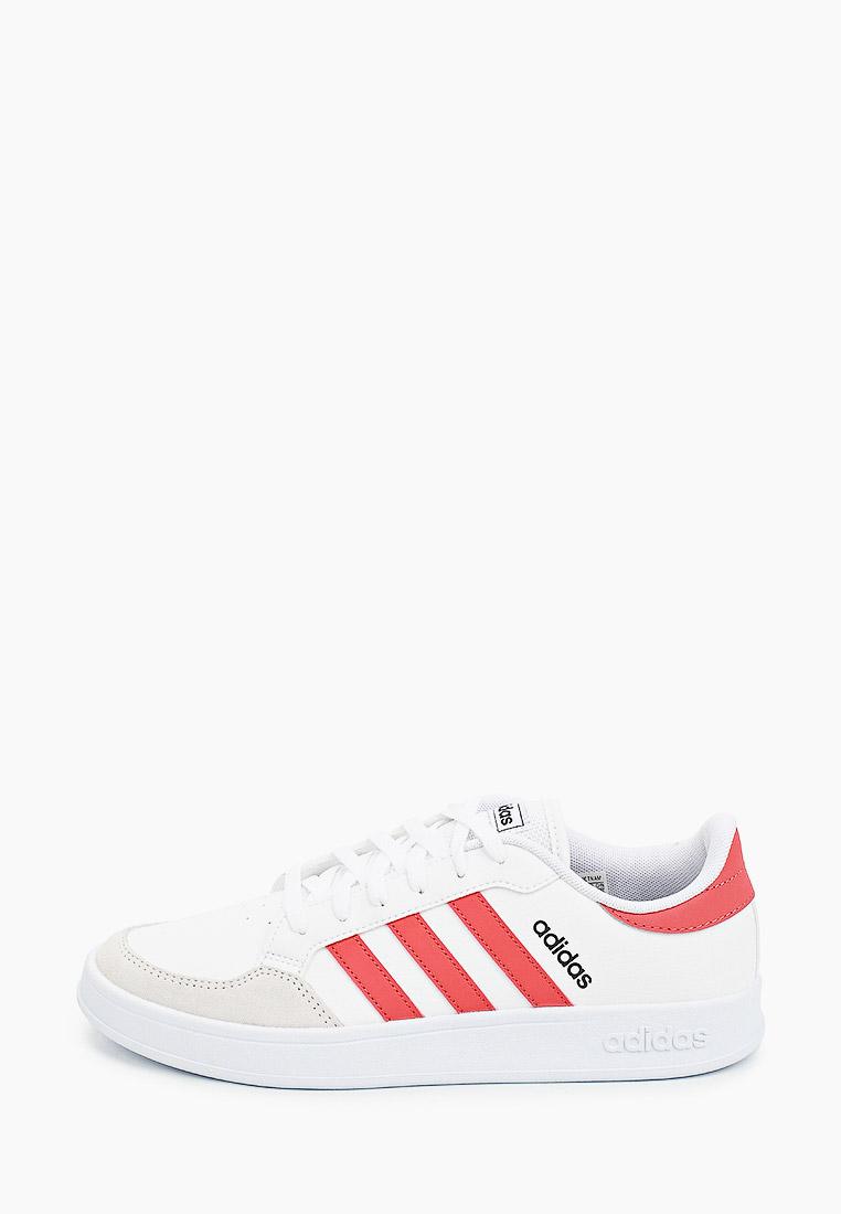 Мужские кеды Adidas (Адидас) FZ1838