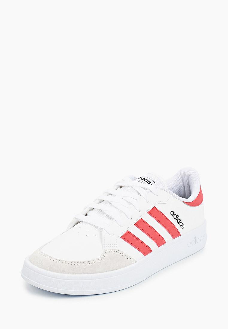 Мужские кеды Adidas (Адидас) FZ1838: изображение 3