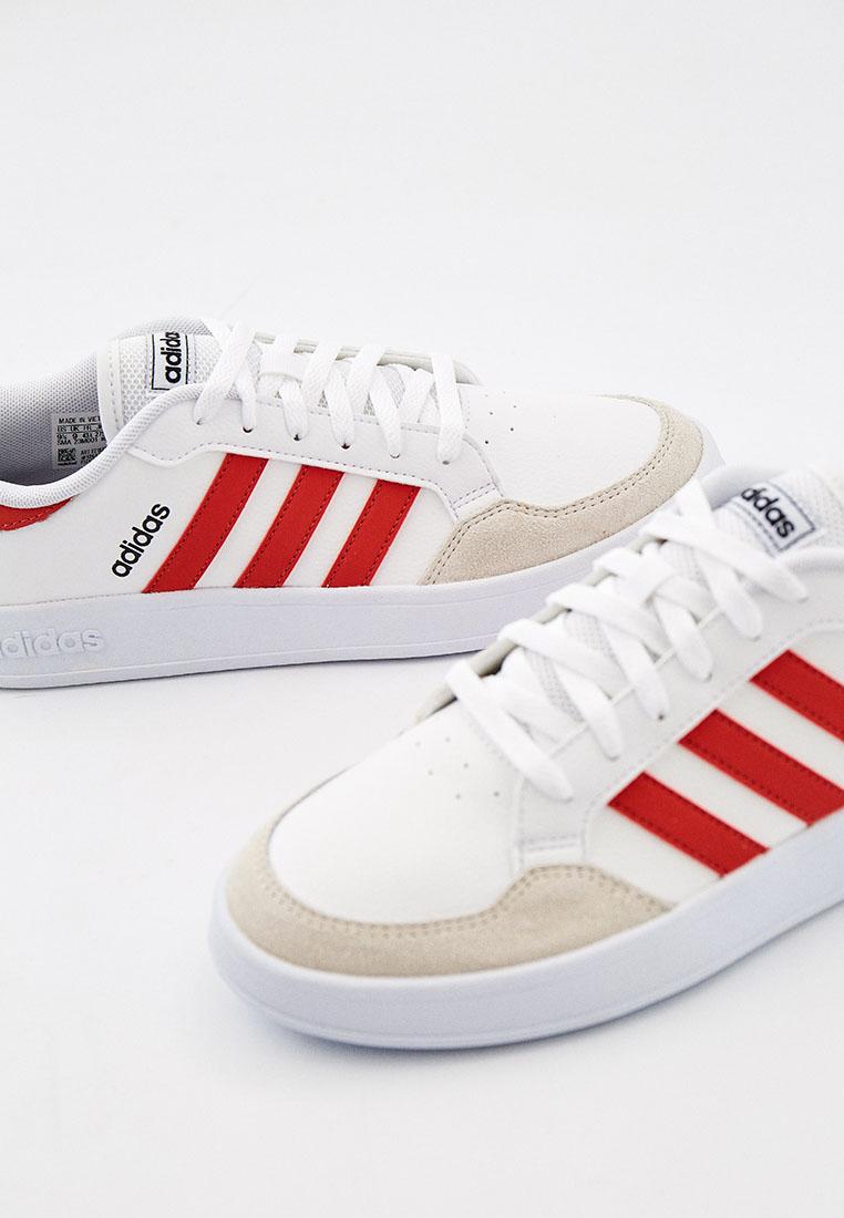 Мужские кеды Adidas (Адидас) FZ1838: изображение 4