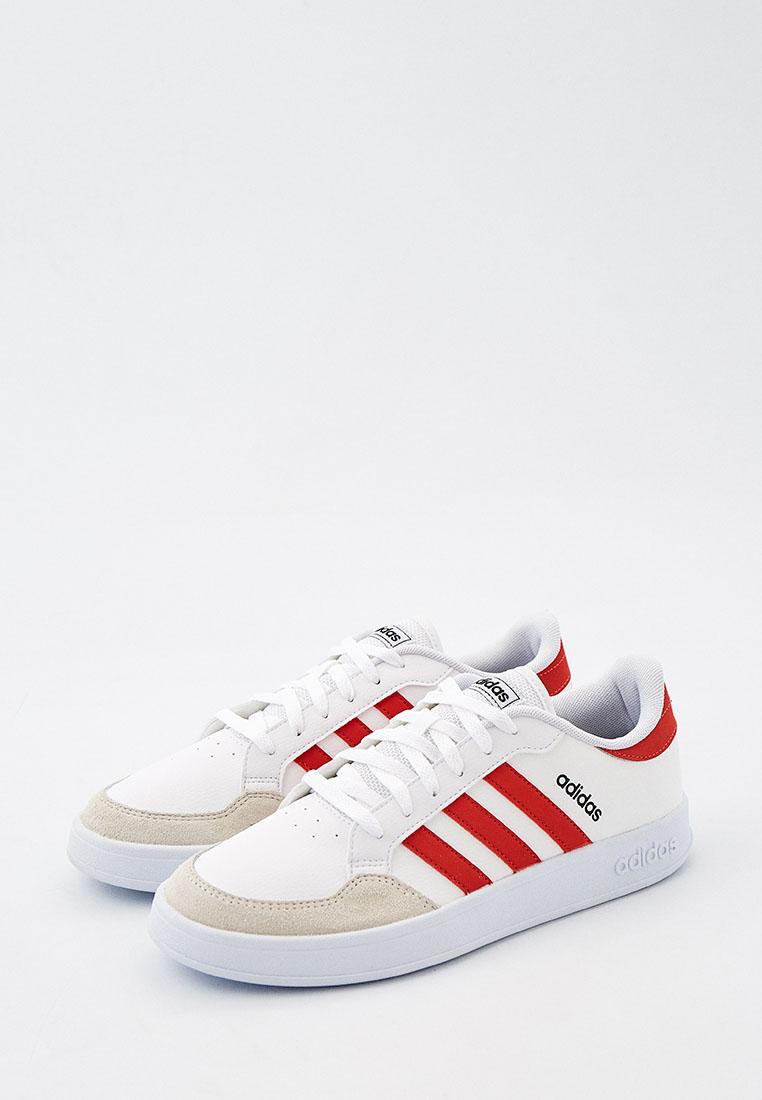 Мужские кеды Adidas (Адидас) FZ1838: изображение 6