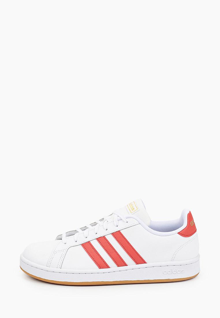 Мужские кеды Adidas (Адидас) FY8208: изображение 1