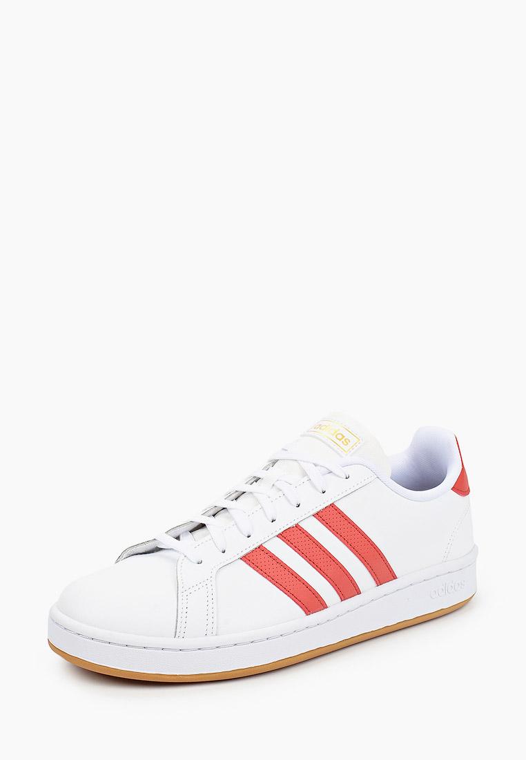 Мужские кеды Adidas (Адидас) FY8208: изображение 2