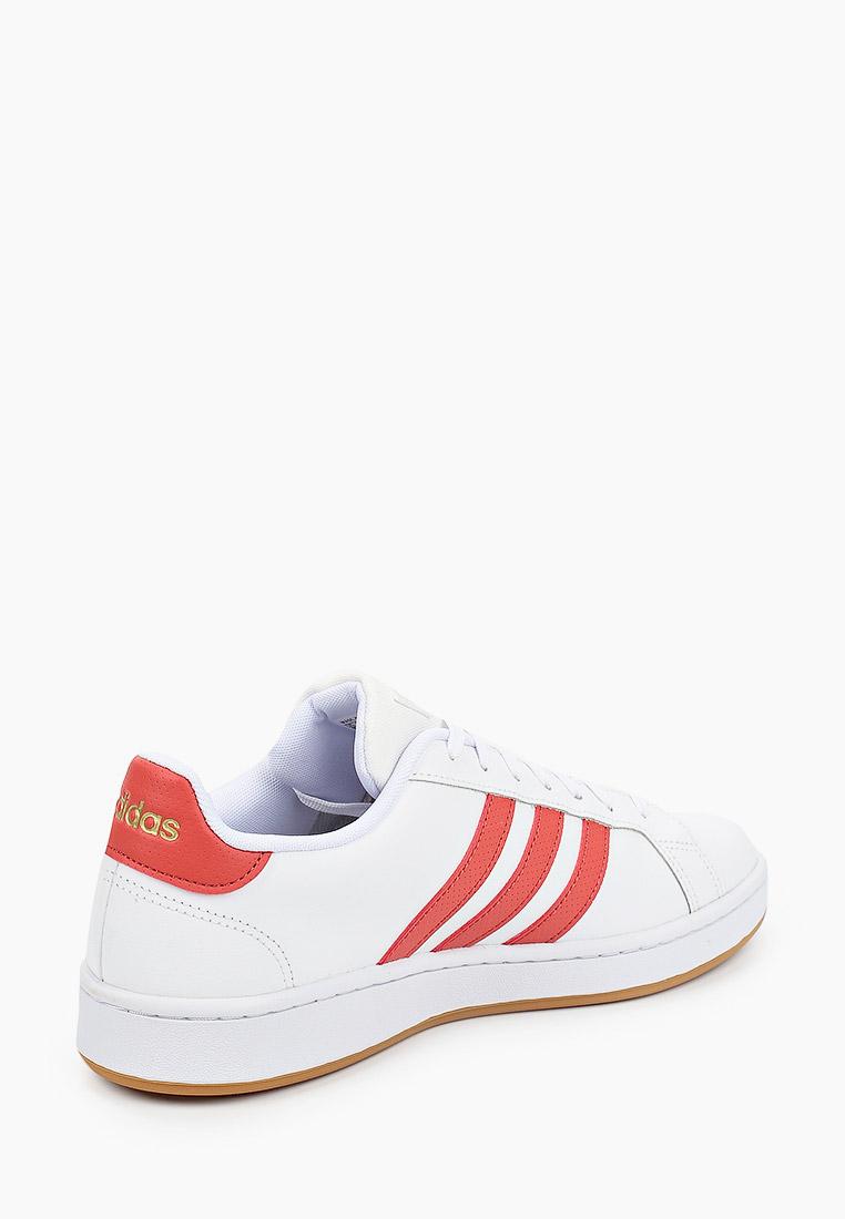 Мужские кеды Adidas (Адидас) FY8208: изображение 3