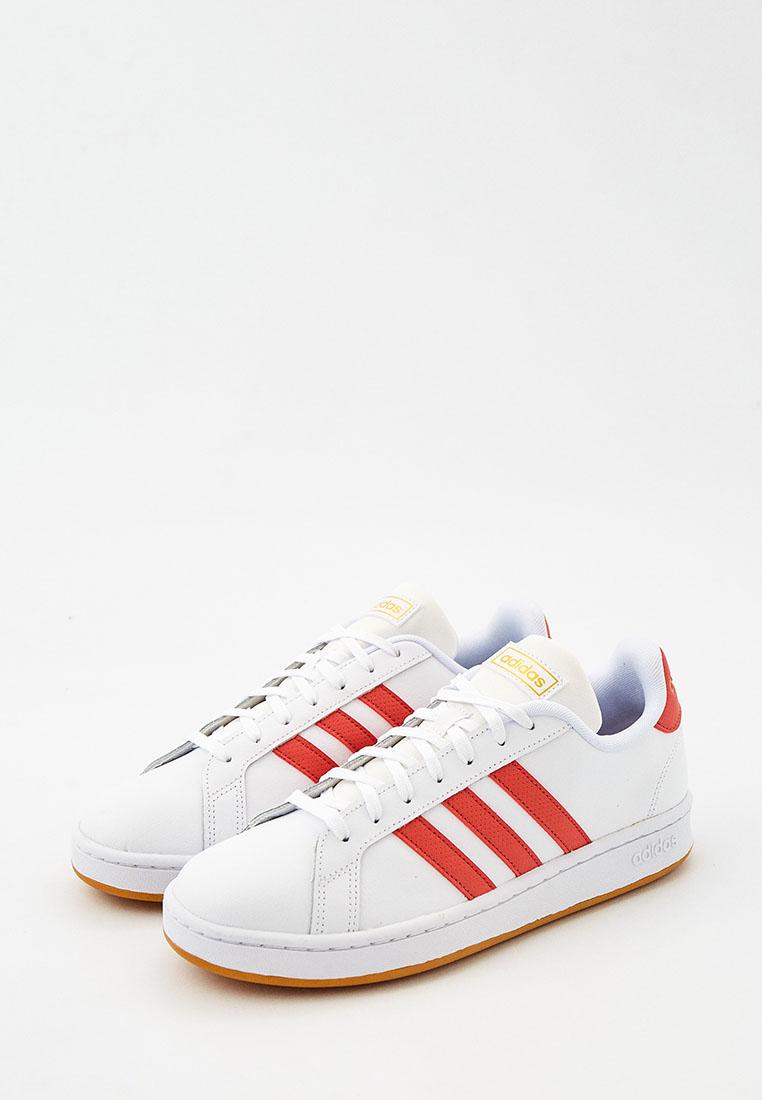 Мужские кеды Adidas (Адидас) FY8208: изображение 6
