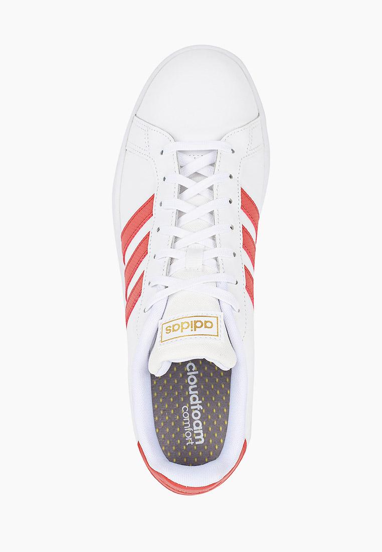 Мужские кеды Adidas (Адидас) FY8208: изображение 4