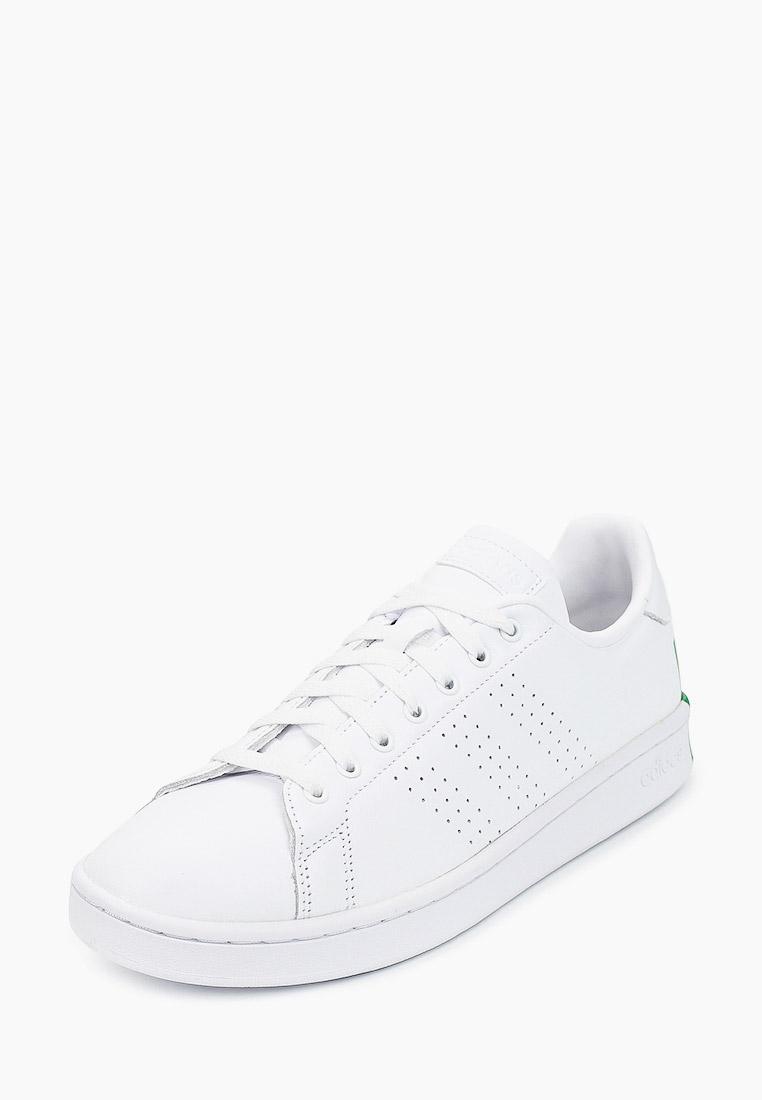 Мужские кеды Adidas (Адидас) FZ2469: изображение 2
