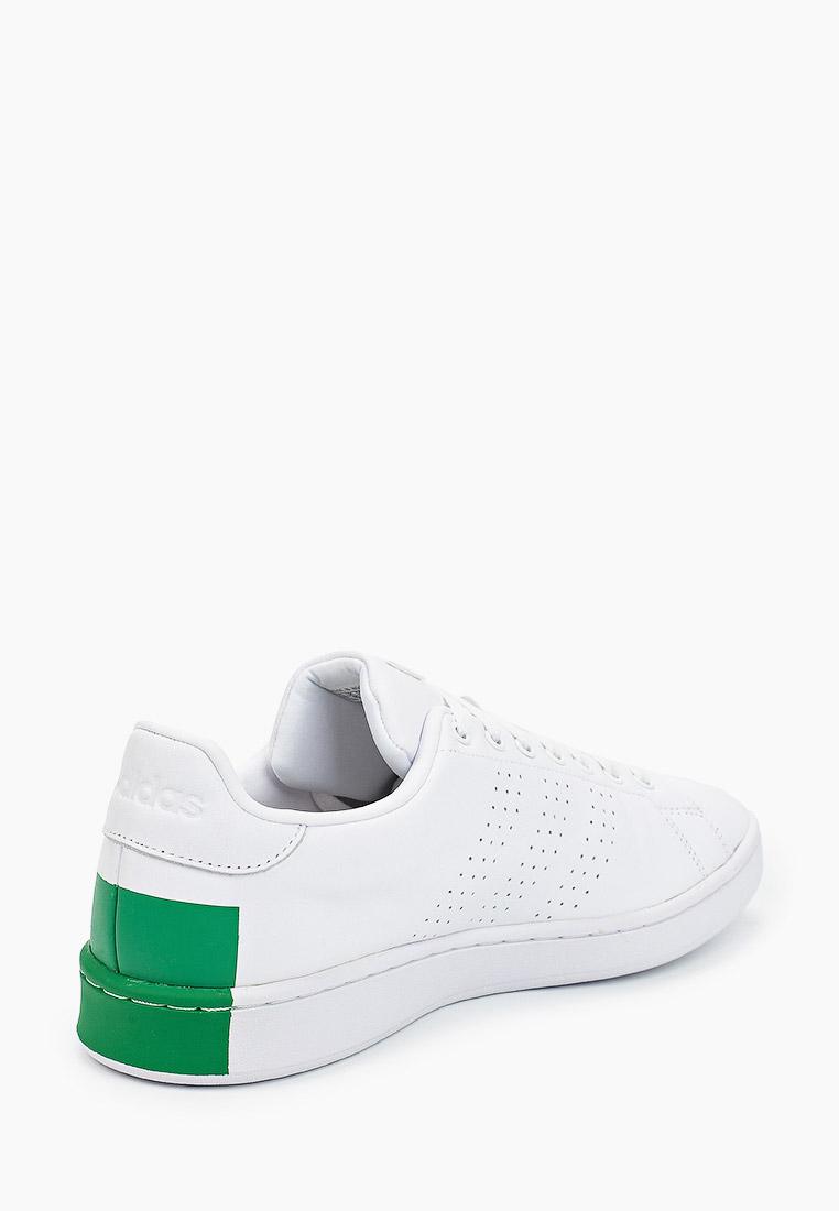 Мужские кеды Adidas (Адидас) FZ2469: изображение 3