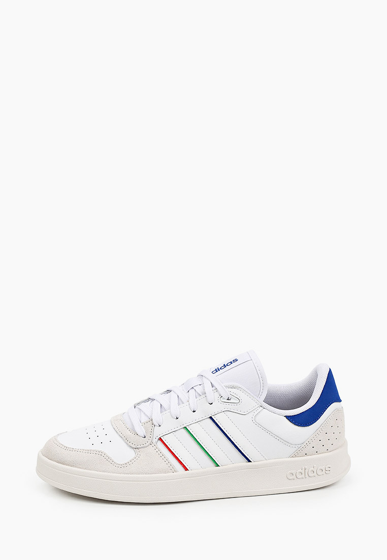 Мужские кеды Adidas (Адидас) FY9650: изображение 1