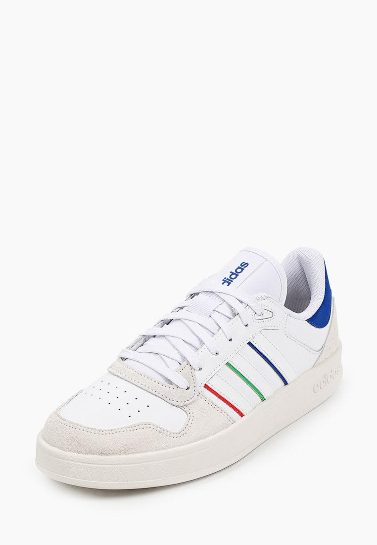 Мужские кеды Adidas (Адидас) FY9650: изображение 2
