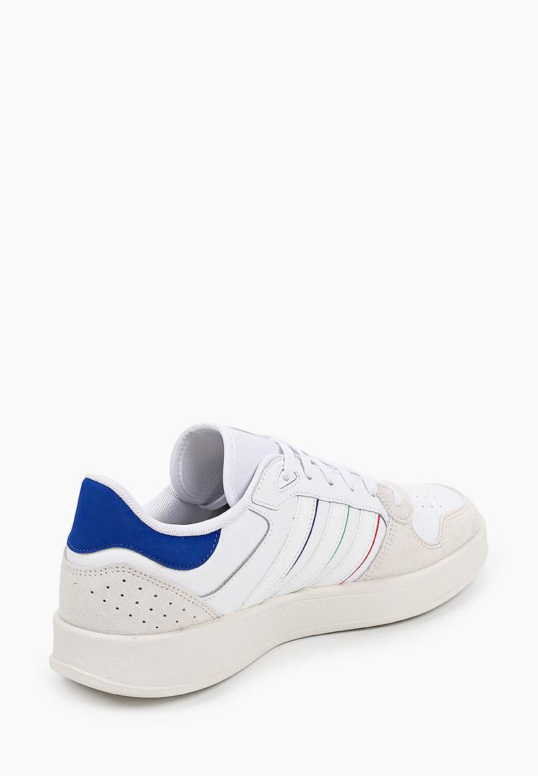 Мужские кеды Adidas (Адидас) FY9650: изображение 3