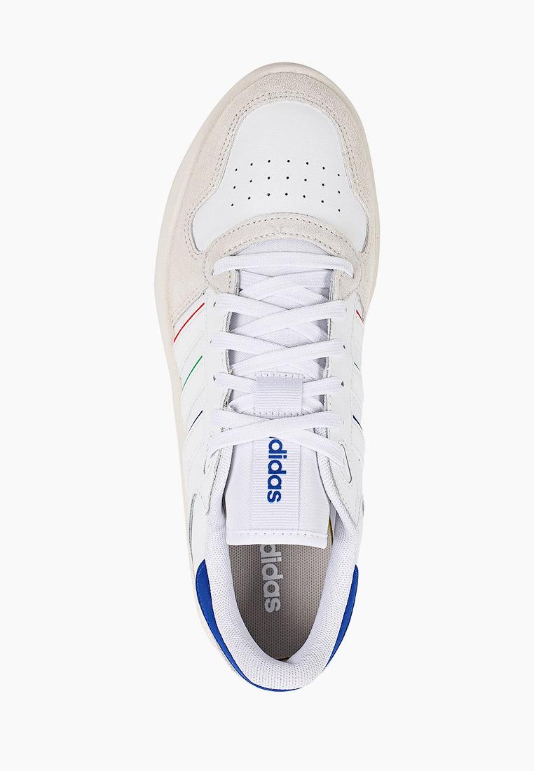 Мужские кеды Adidas (Адидас) FY9650: изображение 4