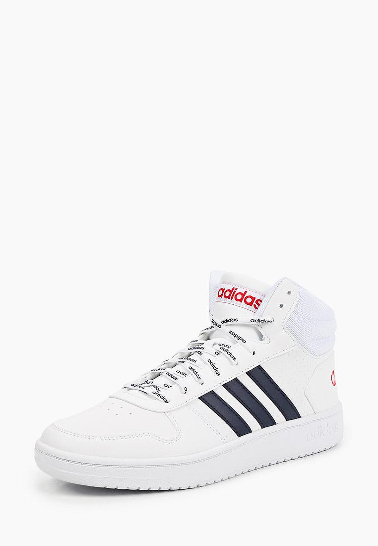 Мужские кеды Adidas (Адидас) FY8616: изображение 2