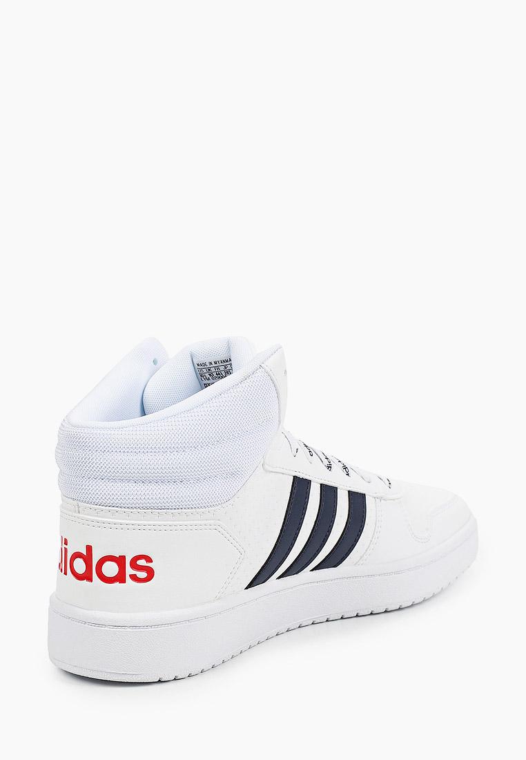 Мужские кеды Adidas (Адидас) FY8616: изображение 3
