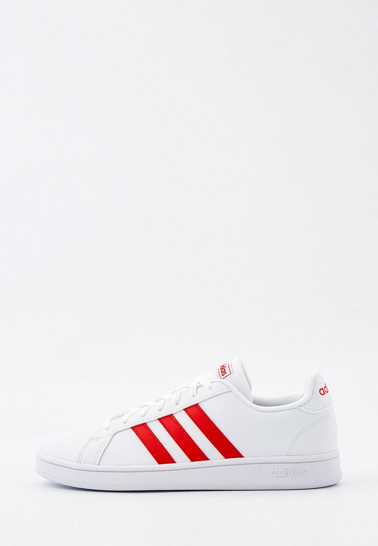Мужские кеды Adidas (Адидас) FY8567: изображение 2