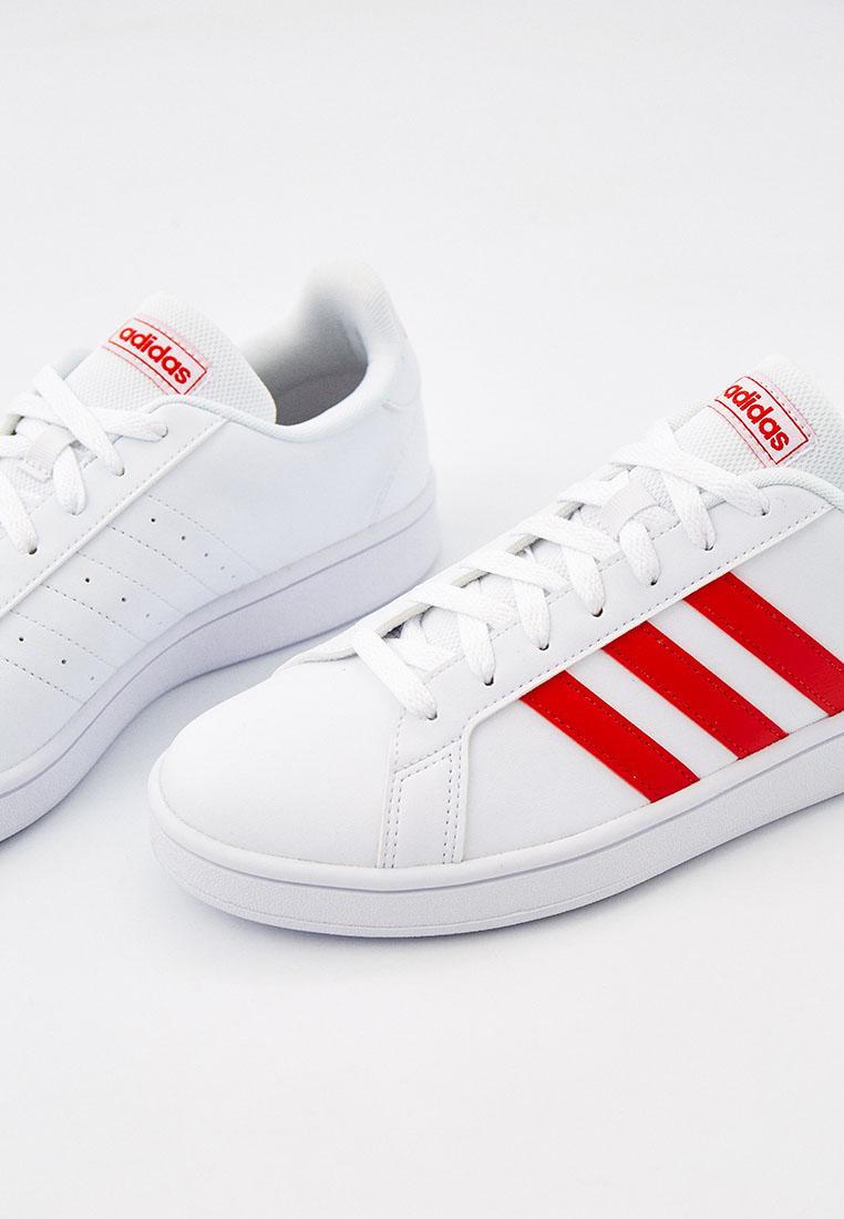 Мужские кеды Adidas (Адидас) FY8567: изображение 4