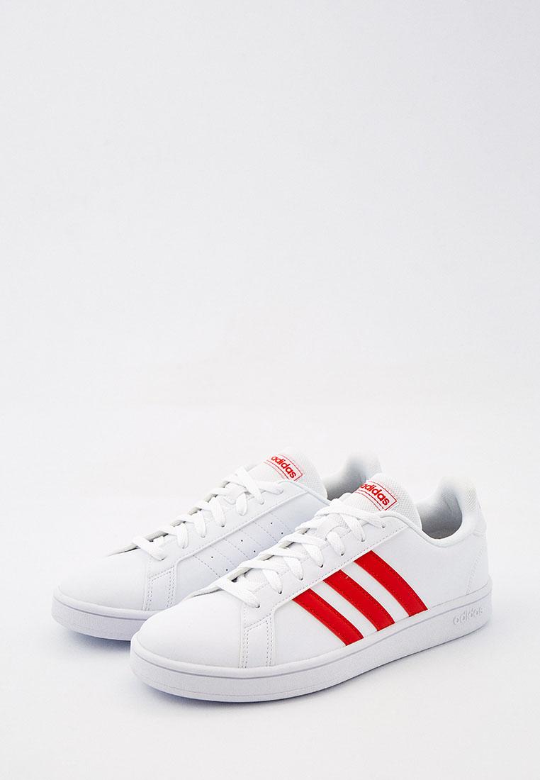 Мужские кеды Adidas (Адидас) FY8567: изображение 6