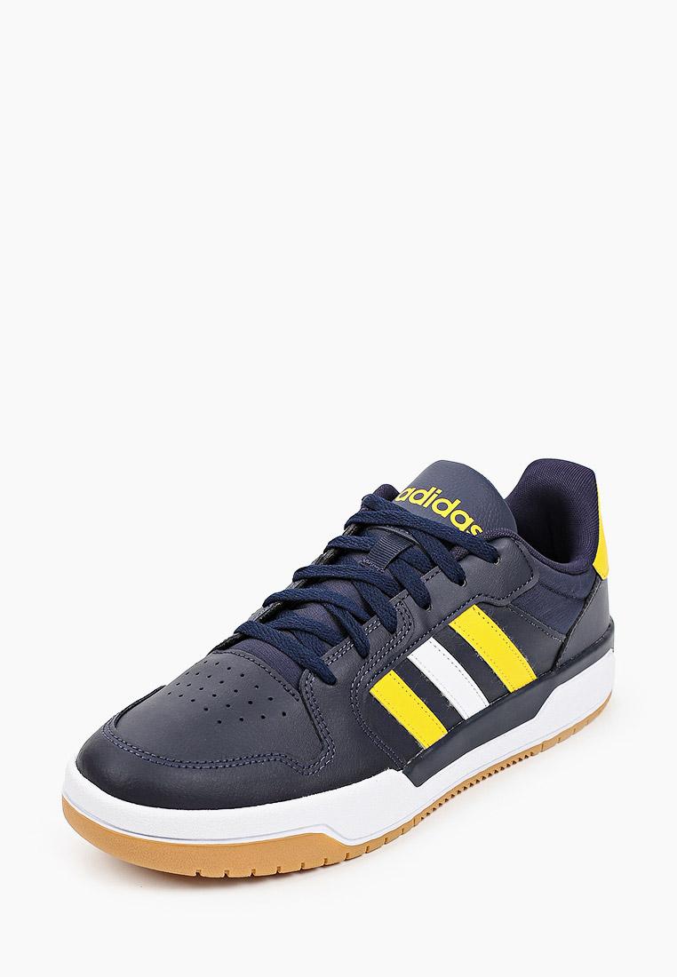 Мужские кеды Adidas (Адидас) FY5642: изображение 2