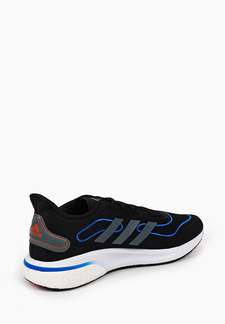 Мужские кроссовки Adidas (Адидас) FW1197: изображение 3