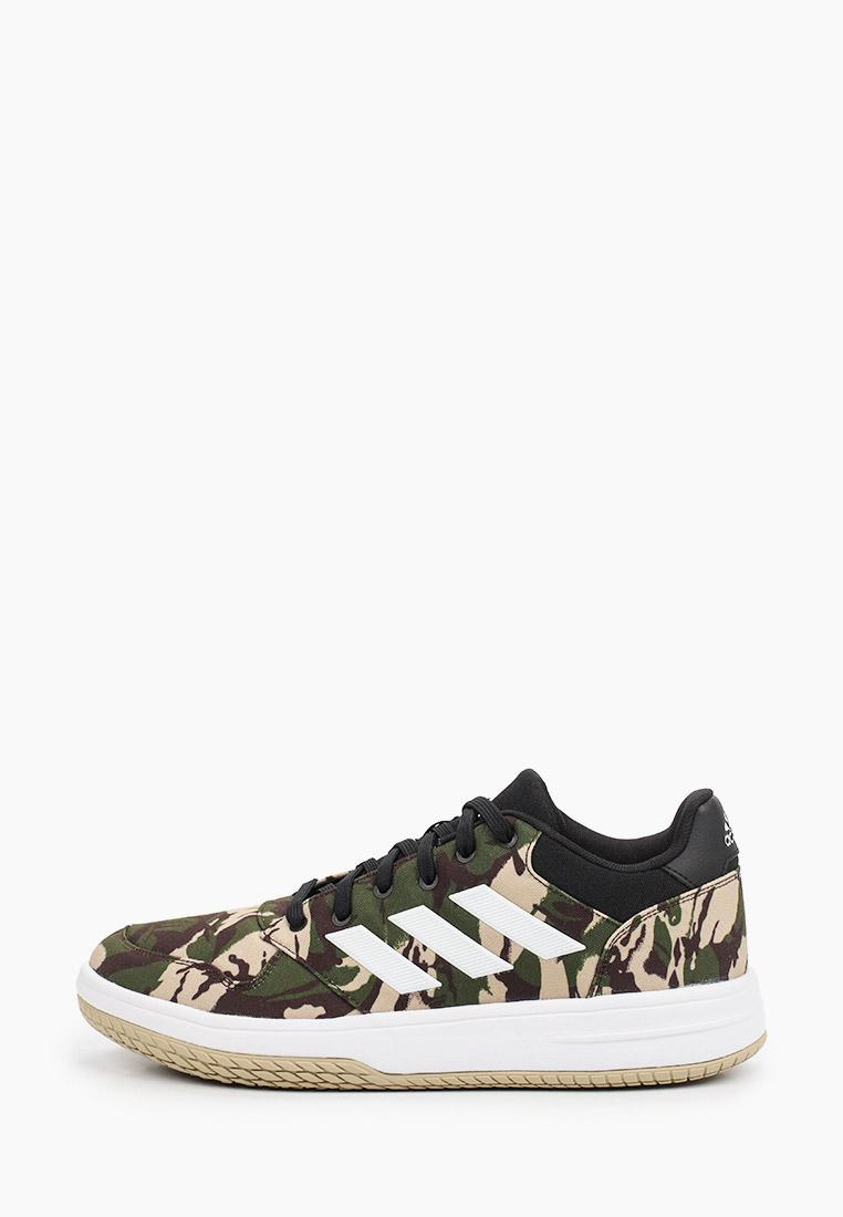 Мужские кеды Adidas (Адидас) FY8581
