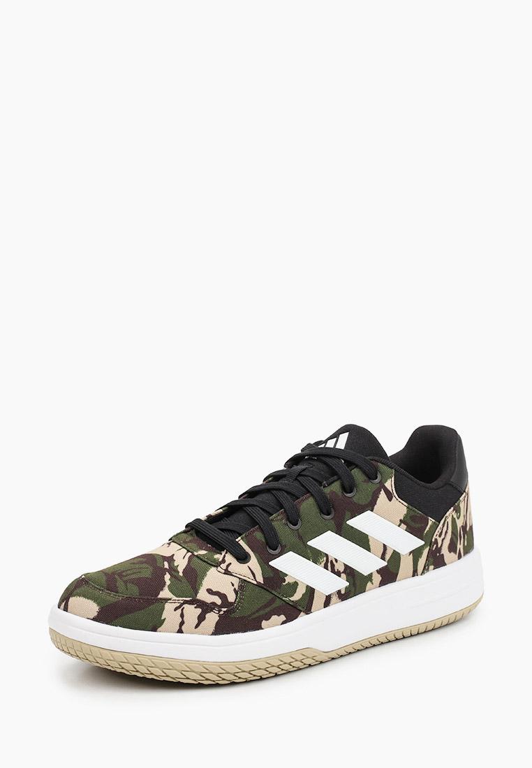 Мужские кеды Adidas (Адидас) FY8581: изображение 2