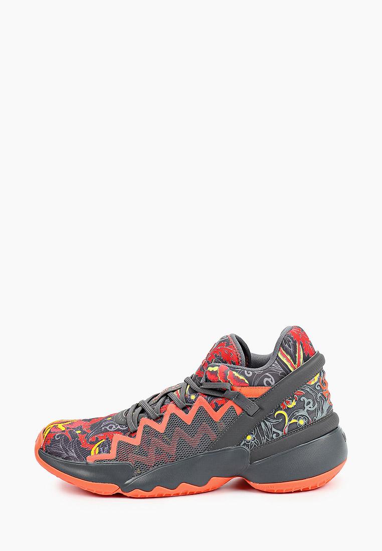 Мужские кроссовки Adidas (Адидас) FX7432: изображение 1