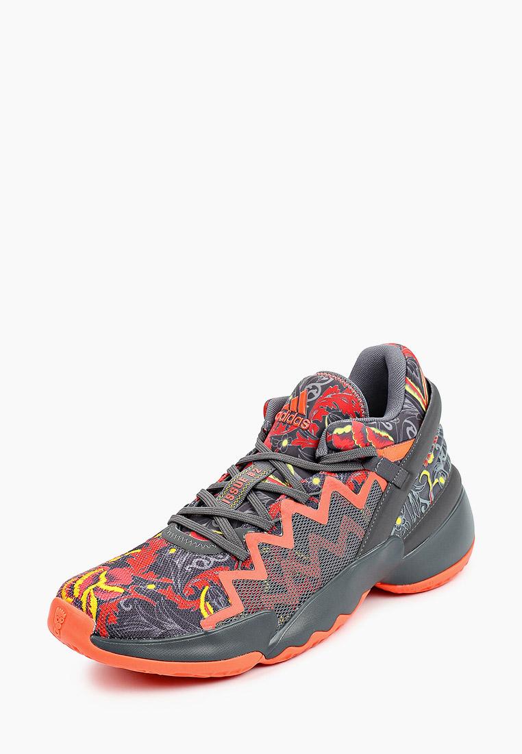 Мужские кроссовки Adidas (Адидас) FX7432: изображение 2