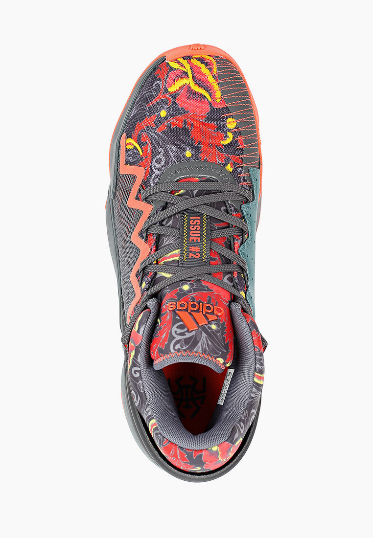 Мужские кроссовки Adidas (Адидас) FX7432: изображение 4