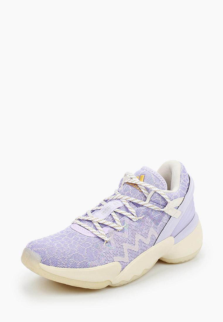 Мужские кроссовки Adidas (Адидас) FZ0832: изображение 2