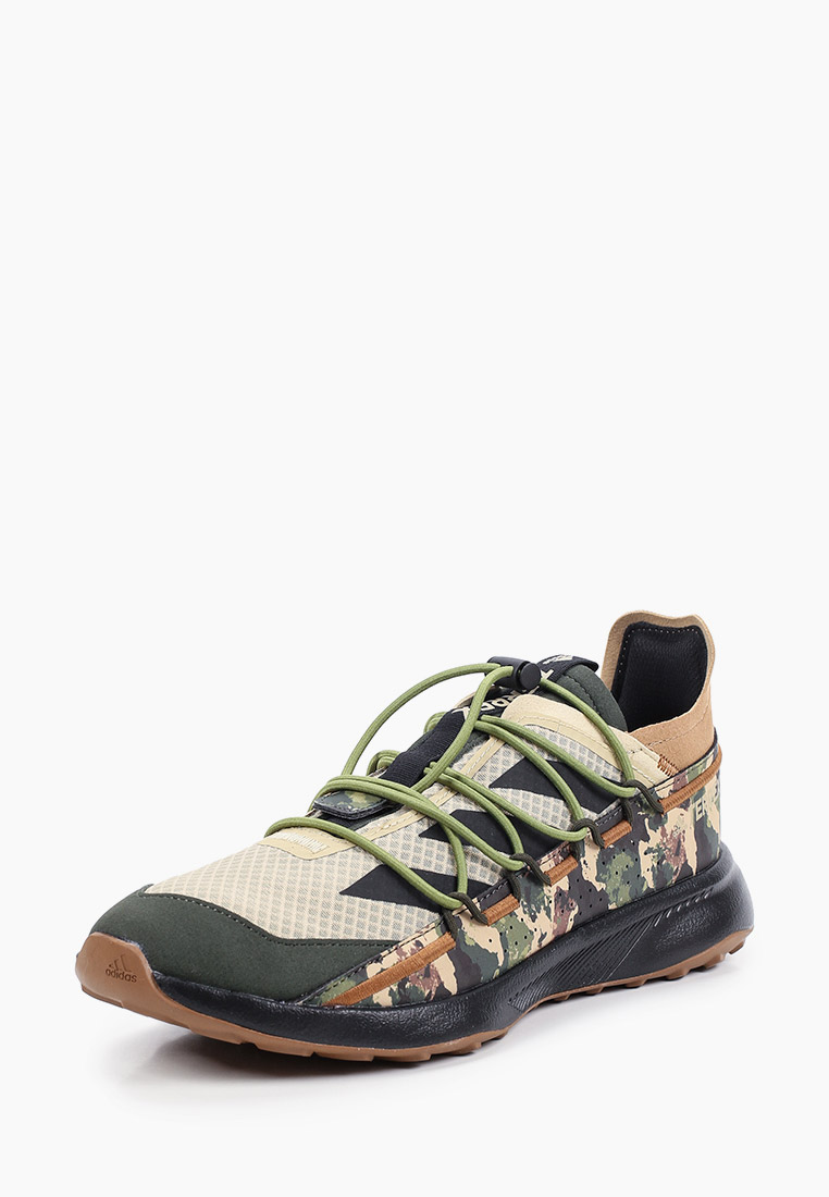 Мужские кроссовки Adidas (Адидас) FW9407: изображение 2