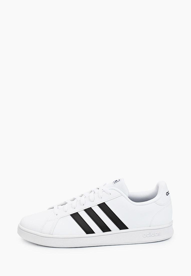 Мужские кеды Adidas (Адидас) EE7904