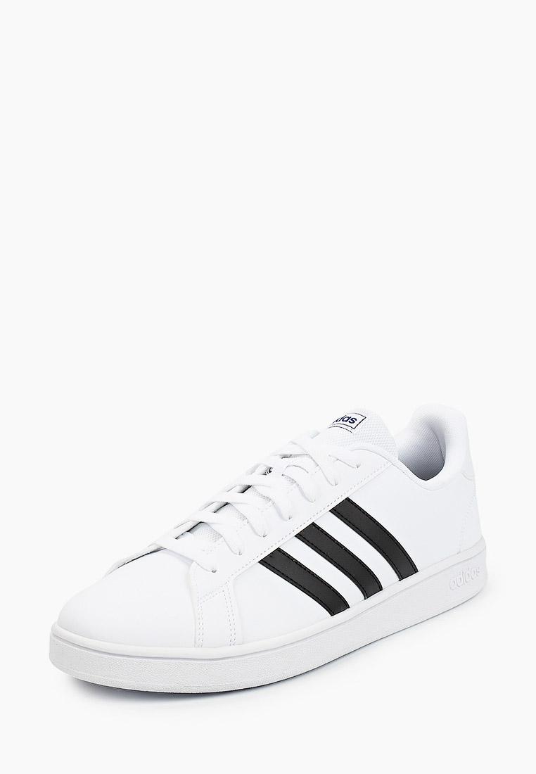 Мужские кеды Adidas (Адидас) EE7904: изображение 7