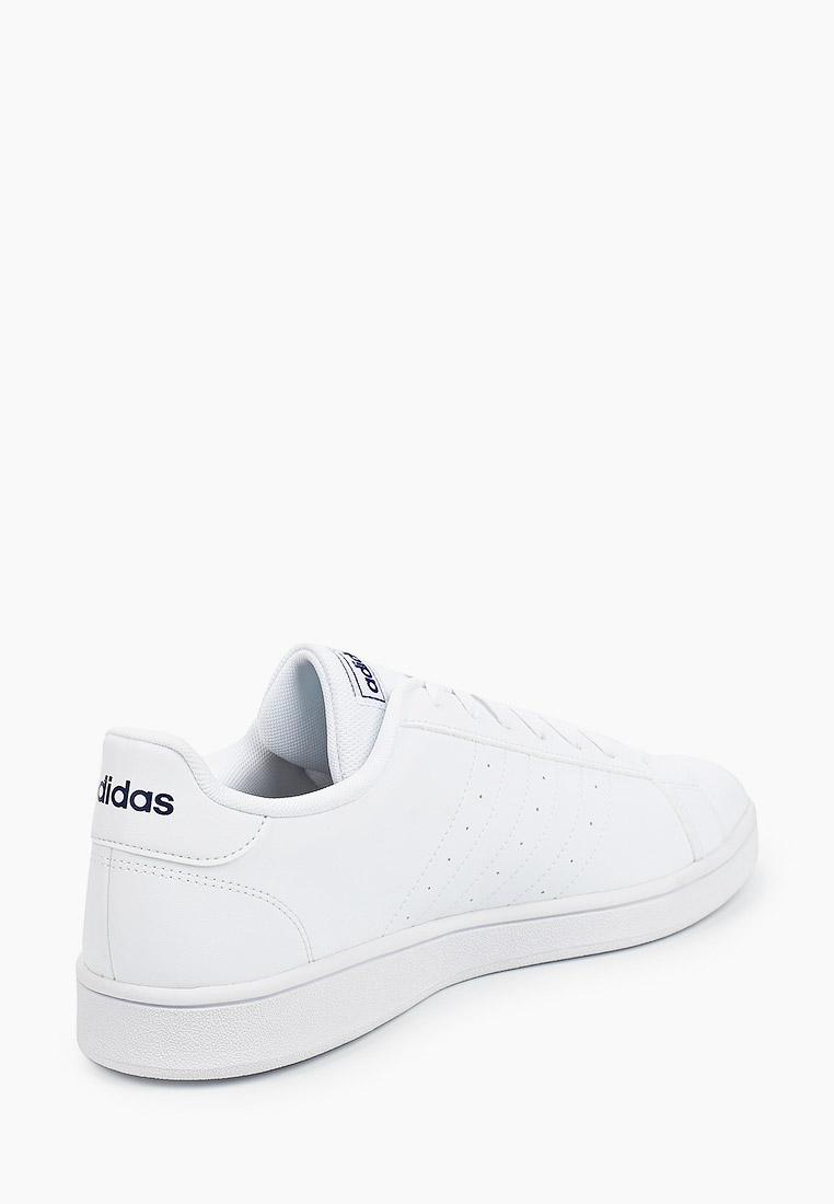 Мужские кеды Adidas (Адидас) EE7904: изображение 8