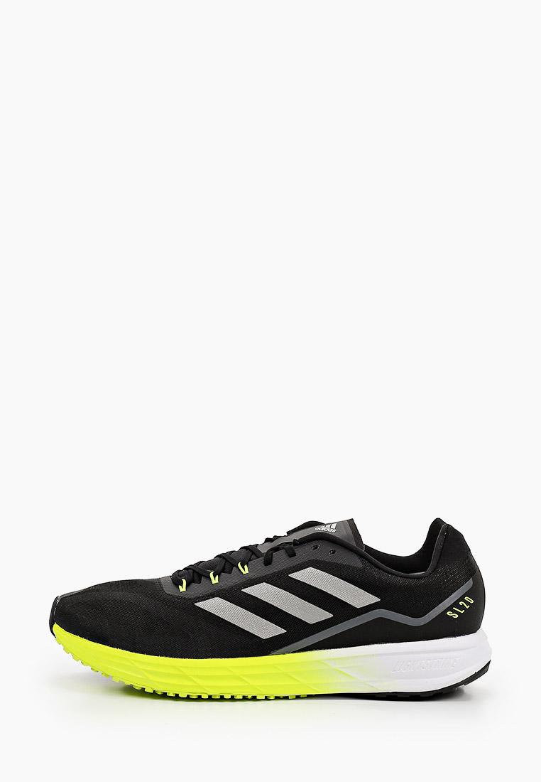 Мужские кроссовки Adidas (Адидас) FW9156: изображение 1