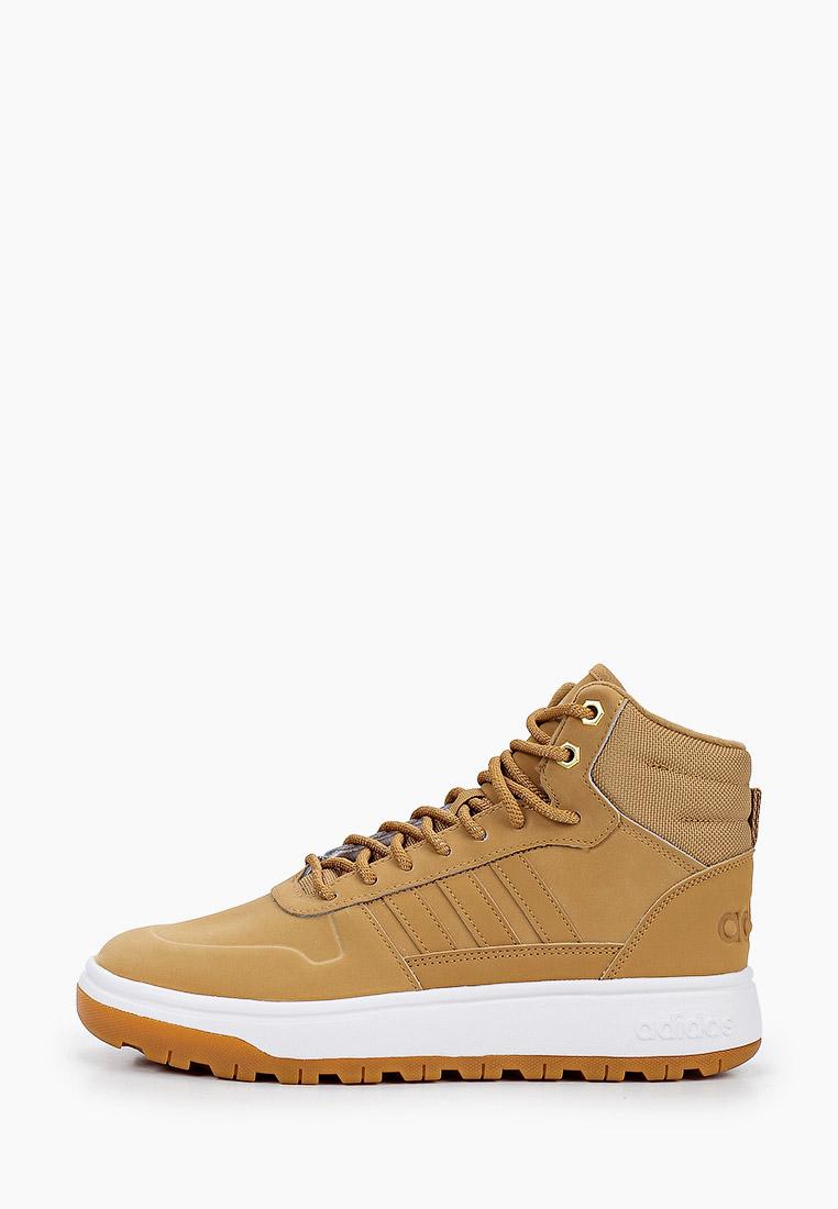 Мужские кеды Adidas (Адидас) FW6782
