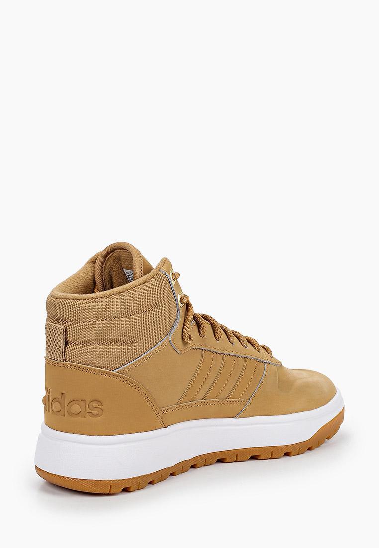 Мужские кеды Adidas (Адидас) FW6782: изображение 3