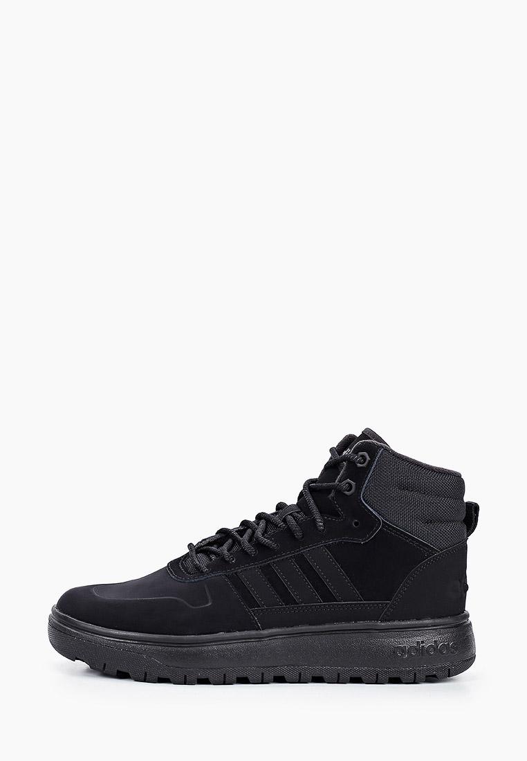 Женские кеды Adidas (Адидас) FW6784