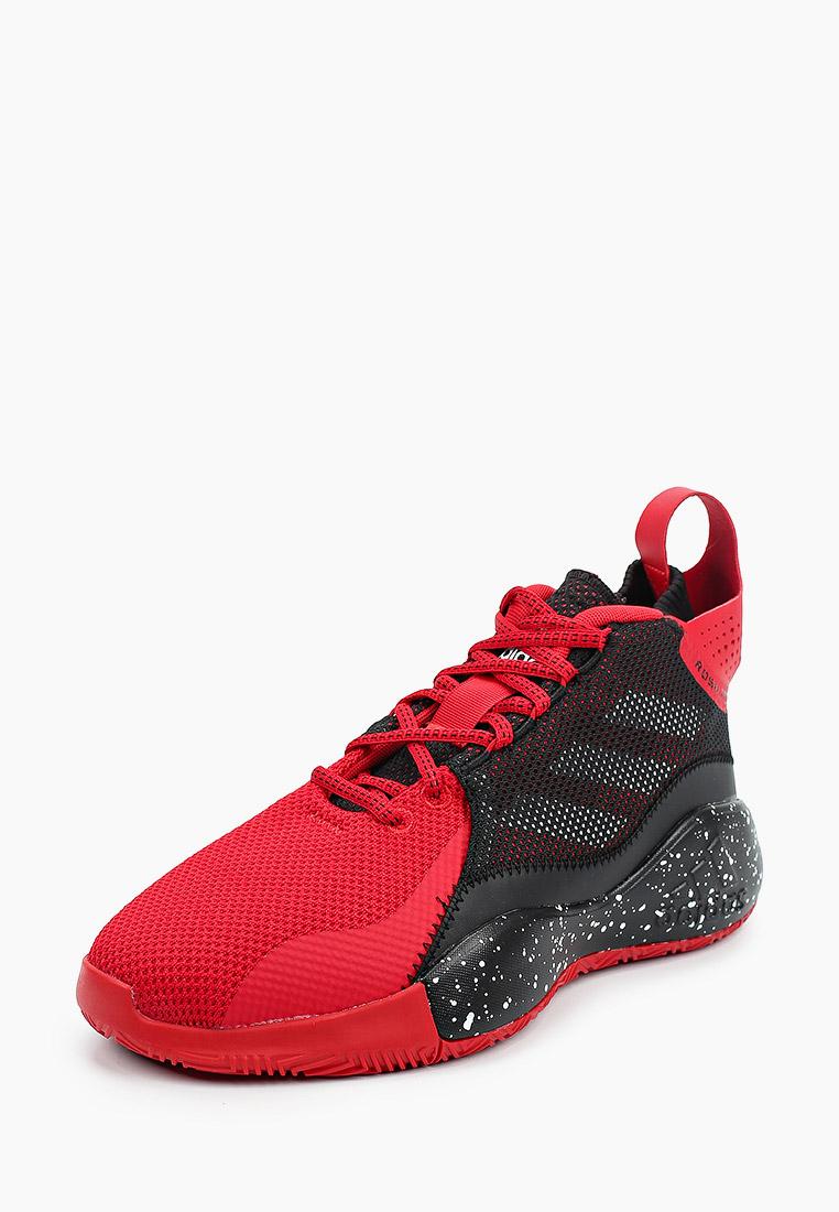 Мужские кроссовки Adidas (Адидас) FW8656: изображение 2