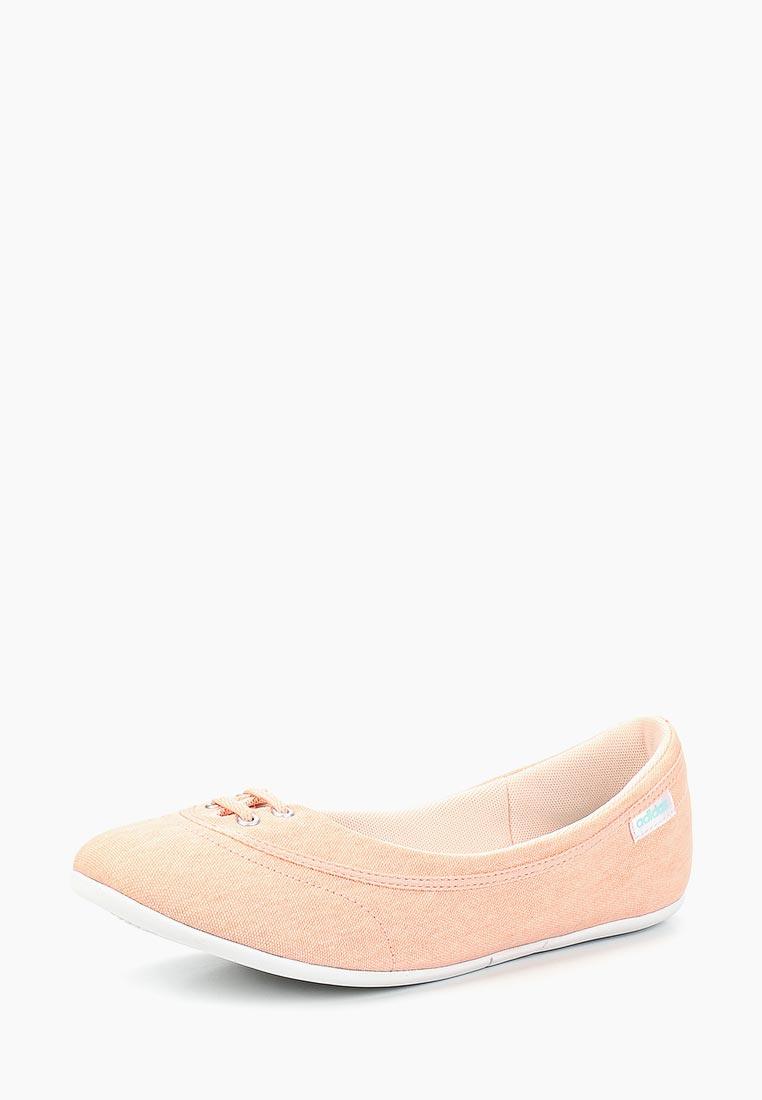 Женские балетки Adidas (Адидас) B74695