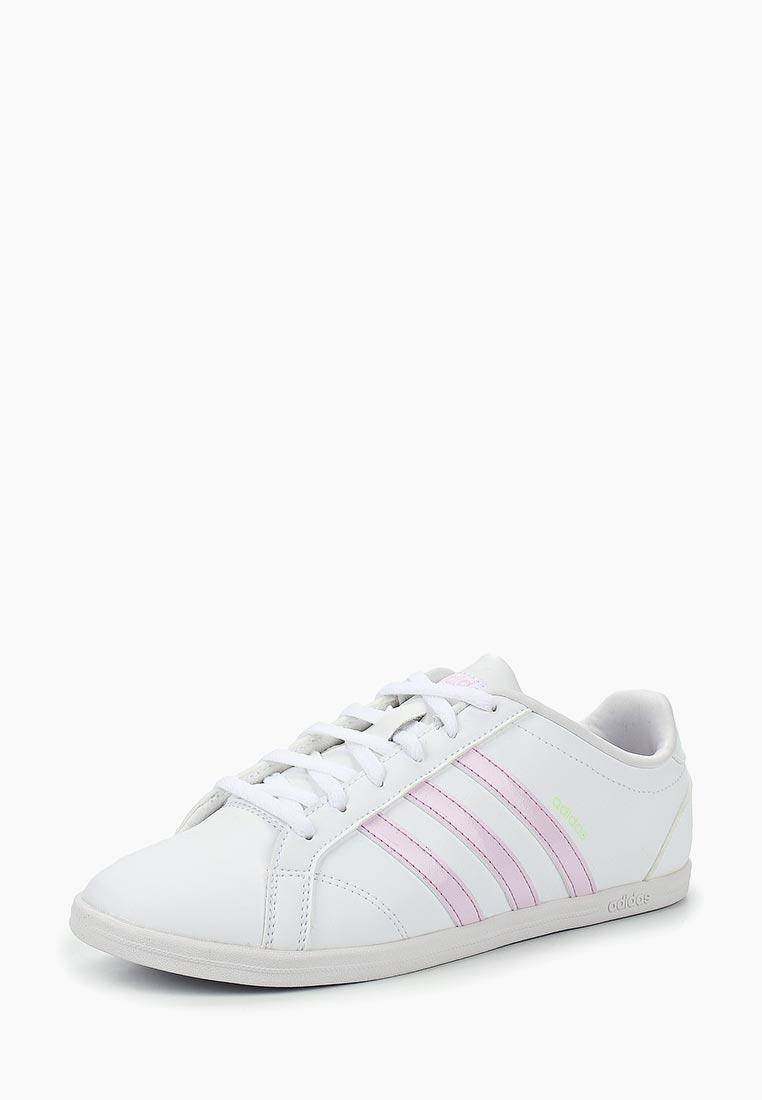 Женские кеды Adidas (Адидас) DB0132