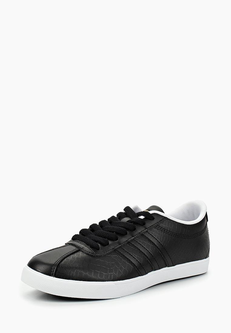 Женские кеды Adidas (Адидас) AW5004