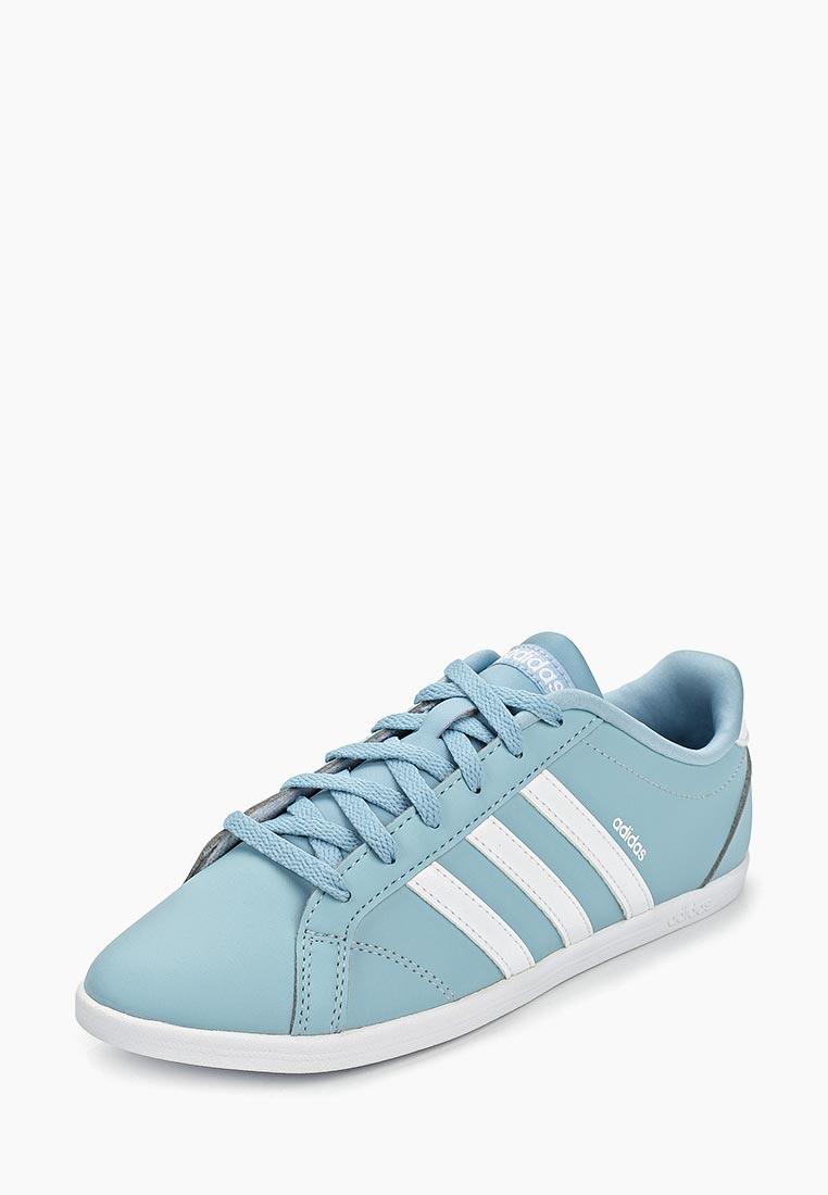 Женские кеды Adidas (Адидас) F34702: изображение 2