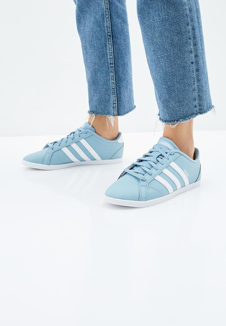 Женские кеды Adidas (Адидас) F34702: изображение 6