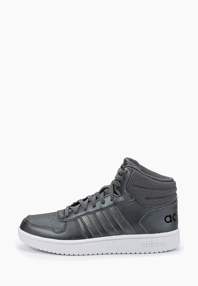 Женские кеды Adidas (Адидас) EE7856